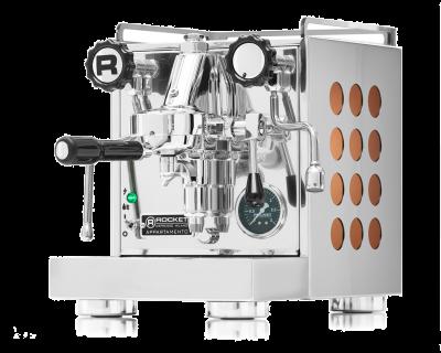 Rocket Espresso Espressomaschine Appartamento Kupfer