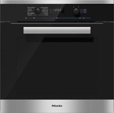 Miele Active Backofen H6267B-CLST