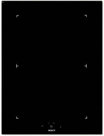 Novy Domino Induktionskochfeld 3774