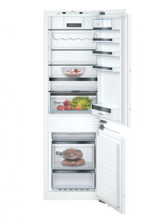 Bosch Einbau-Kühlkombination KIS86HD40