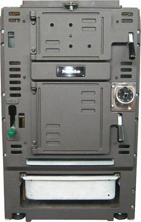 Miele Festbrennstoff-Herd HKI9350ED