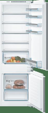 Bosch Einbau-Kühl-Gefrier-Kombination KIV87VFF0