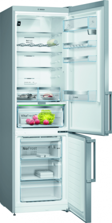 Bosch Stand-Kühlkombination KGN36NL30