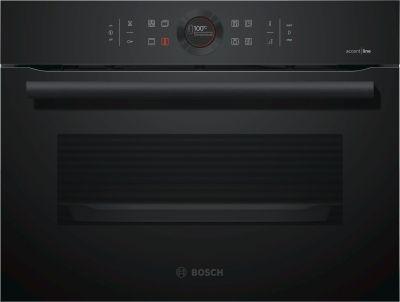 Bosch Einbau-Dampfbackofen HSG636XS6