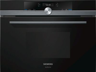 Siemens Kompakt-Dampfgarer CD834GAB0