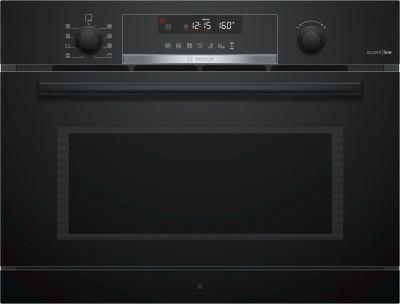 Bosch Einbau-Mikrowelle mit Dampfgarfunktion CPA465GB0