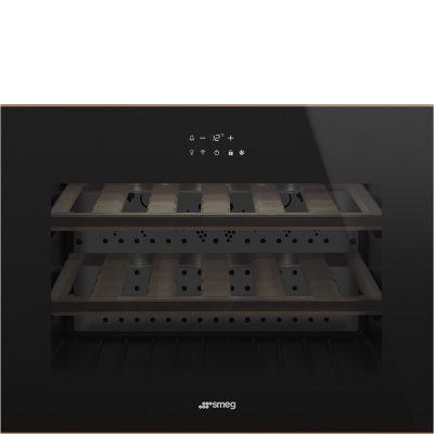 SMEG Kompakt-Weinklimaschrank CVI618NXS