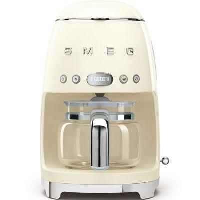 SMEG Filter-Kaffeemaschine DCF01CREU