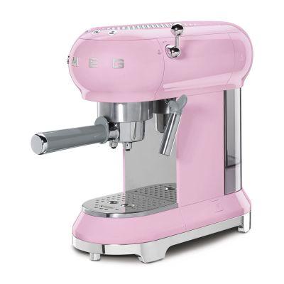 SMEG Espresso-Kaffeemaschine ECF01PKEU
