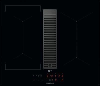 AEG Kochfeld-Dunstabzug-Kombination IDE74243IB