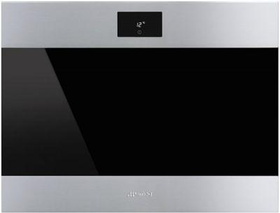 SMEG Kompakt-Weinklimaschrank CVI318X