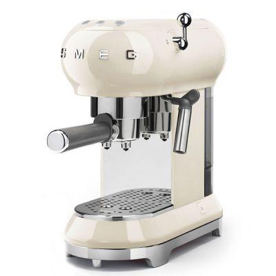 SMEG Espresso-Kaffeemaschine ECF01CREU
