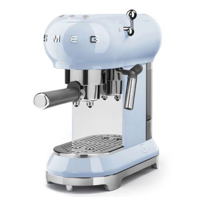 SMEG Espresso-Kaffeemaschine ECF01PBEU