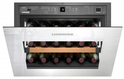 Liebherr Einbauweinklimaschrank WKEgw582-20