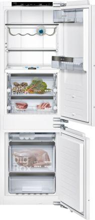 Siemens Einbau-Kühlkombination KI86FHDD0