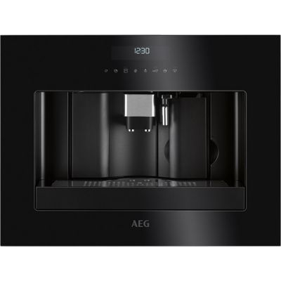 AEG Einbau-Kaffeevollautomat KKE884500B
