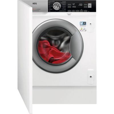 AEG vollint. Unterbau-Waschvollautomat L82470BI