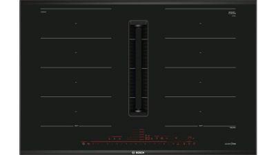 Bosch Induktions-Kochfeld m. Abzug Set PVQ721A65