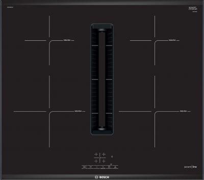 Bosch Induktions-Kochfeld m. Abzug Set PIE695A60