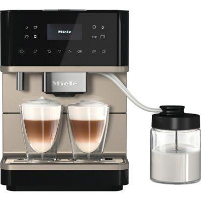 Miele Kaffeeautomat CM6360  MilkPerfection-OBSWCLSTM