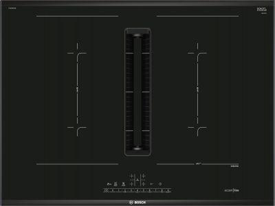 Bosch Induktions-Kochfeld m. Abzug Set PVQ795A60