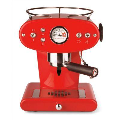 Illy Espressomaschine X1 Trio-Rot