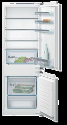 Bosch Einbau-Kühlkombination KIV77VS30