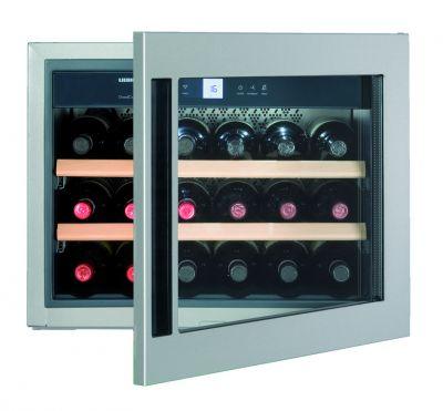 Liebherr Einbauweinklimaschrank WKEes553-20
