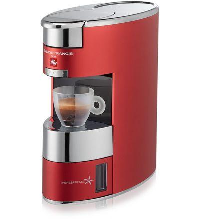 Illy Espressomaschine X9 Iperespresso-R