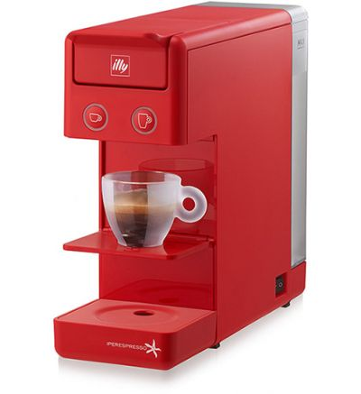 Illy Espressomaschine Y3 Iperespresso-R