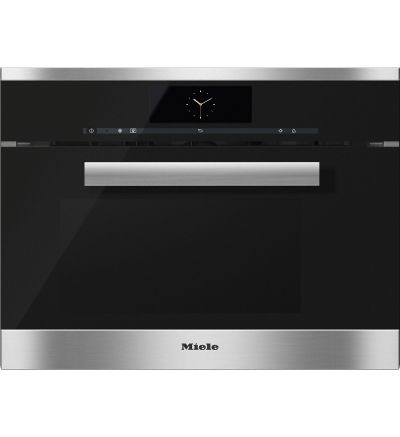 Miele Dampfgarer mit Mikro DGM6800-CLST