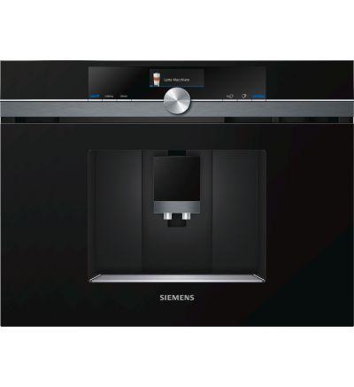 Siemens Einbau-Kaffeevollautomat CT836LEB6